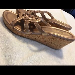 Brand New Super Stylish Wedges By COLE HAAN